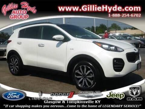 2019 Kia Sportage for sale at Gillie Hyde Auto Group in Glasgow KY