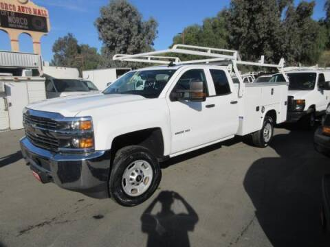 2016 Chevrolet Silverado 2500HD for sale at Norco Truck Center in Norco CA
