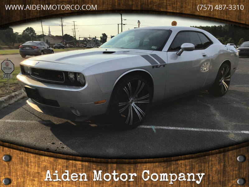 2009 Dodge Challenger for sale at Aiden Motor Company in Portsmouth VA