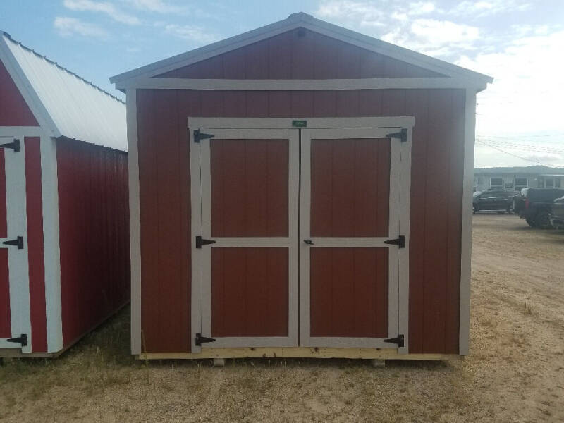 2020 UTILITY SHED PREMIER for sale at Tri State Auto Center - Sheds in La Crescent MN