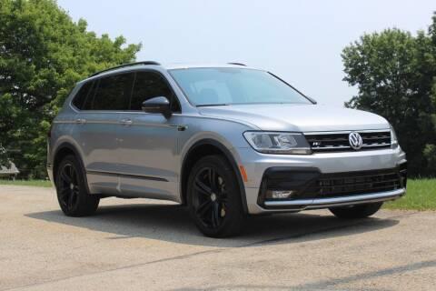 2019 Volkswagen Tiguan for sale at Harrison Auto Sales in Irwin PA