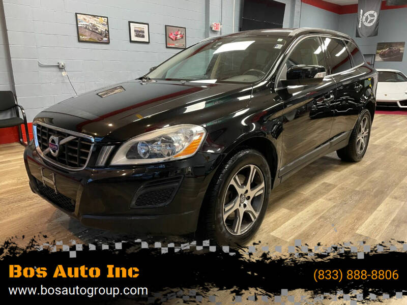 2013 Volvo XC60 for sale at Bos Auto Inc in Quincy MA