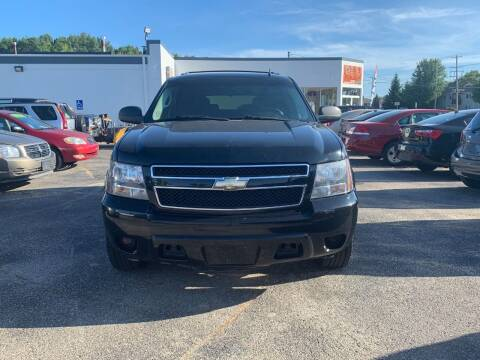 2010 Chevrolet Suburban for sale at HIGHLINE AUTO LLC in Kenosha WI