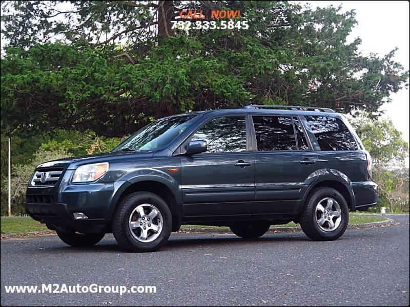 2006 Honda Pilot for sale at M2 Auto Group Llc. EAST BRUNSWICK in East Brunswick NJ