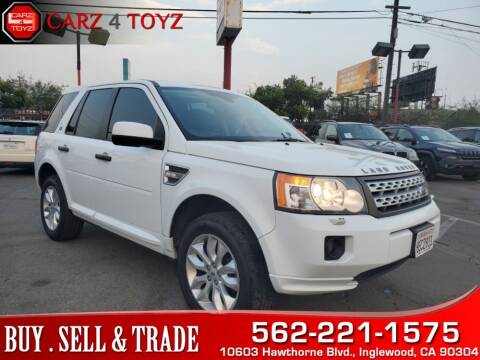 2012 Land Rover LR2 for sale at Carz 4 Toyz in Inglewood CA
