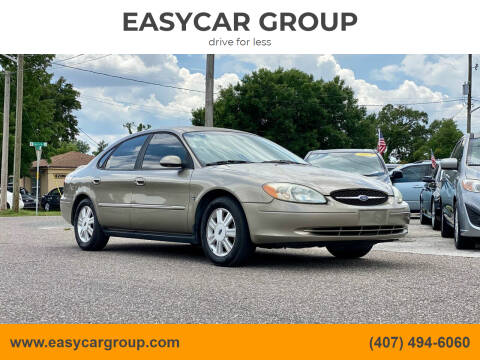 2003 Ford Taurus for sale at EASYCAR GROUP in Orlando FL