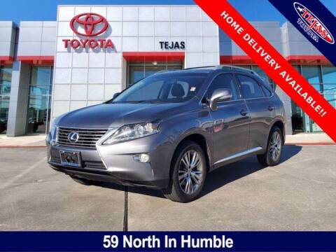 2013 Lexus RX 350 for sale at TEJAS TOYOTA in Humble TX