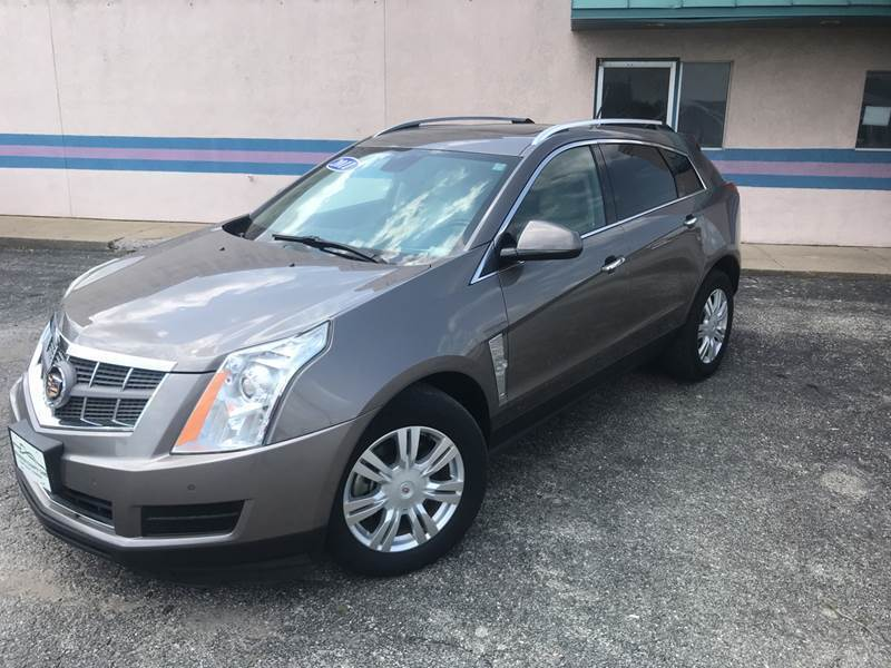 2011 Cadillac SRX Luxury Collection 4dr SUV - Fort Scott KS