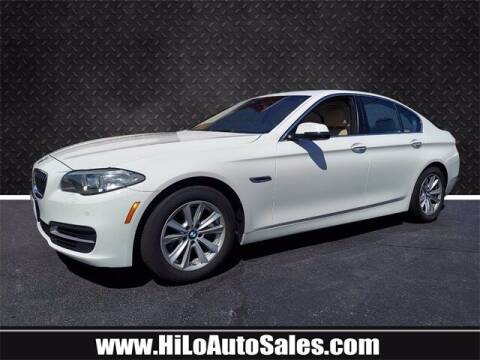 2014 BMW 5 Series for sale at Hi-Lo Auto Sales in Frederick MD