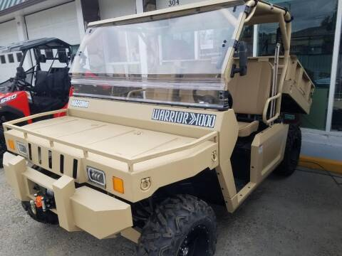 2021 Massimo WARRIOR 1000 UTILITY for sale at Bull Mountain Auto, Truck & Trailer Sales in Roundup MT