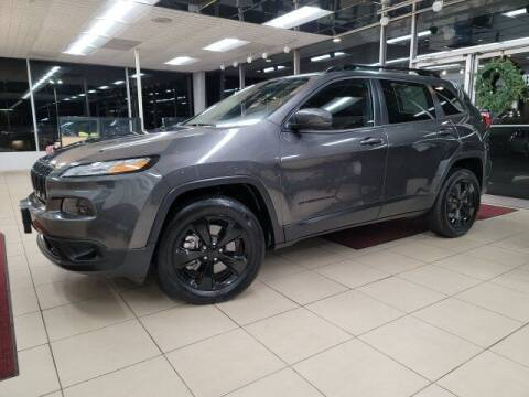 2018 Jeep Cherokee for sale at Ron's Automotive in Manchester MD