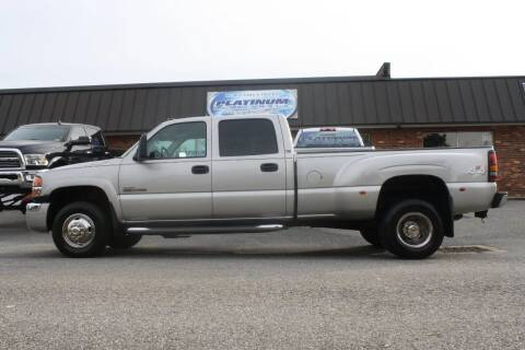 2006 GMC Sierra 3500 for sale at Platinum Auto World in Fredericksburg VA