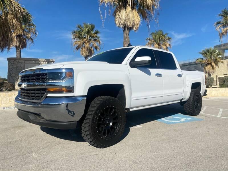 2017 Chevrolet Silverado 1500 for sale at Motorcars Group Management - Bud Johnson Motor Co in San Antonio TX