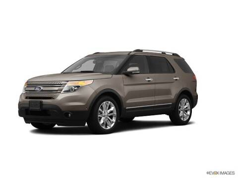 2011 Ford Explorer for sale at Ken Wilson Ford in Canton NC