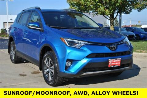 2018 Toyota RAV4 for sale at Ken Ganley Nissan in Medina OH