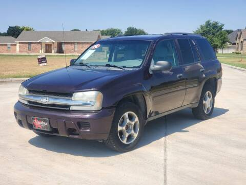 2008 Chevrolet TrailBlazer for sale at Chihuahua Auto Sales in Perryton TX
