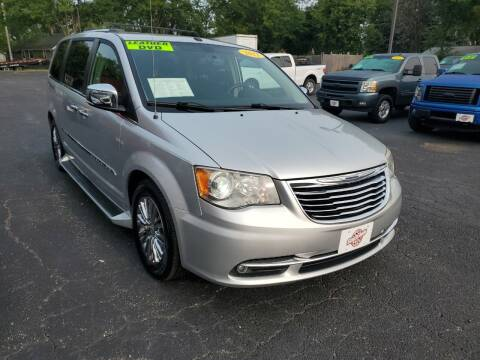 2011 Chrysler Town and Country for sale at Stach Auto in Janesville WI