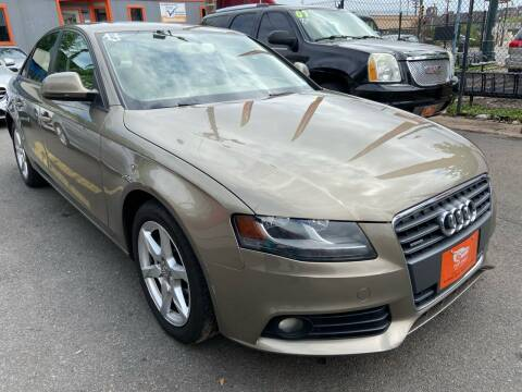 2009 Audi A4 for sale at TOP SHELF AUTOMOTIVE in Newark NJ