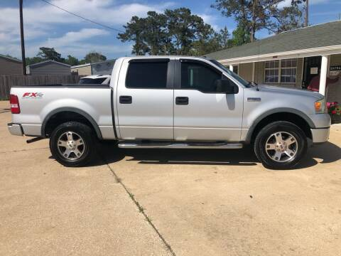 2007 Ford F-150 for sale at Lumberton Auto World LLC in Lumberton TX