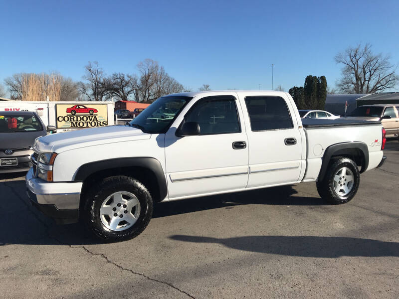 2007 Chevrolet Silverado 1500 Classic for sale at Cordova Motors in Lawrence KS