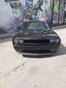 2013 Dodge Challenger for sale at Rosa's Auto Sales in Miami FL