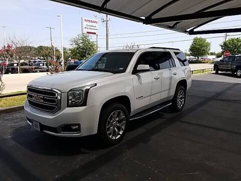 2016 GMC Yukon for sale at Jerry's Buick GMC in Weatherford TX