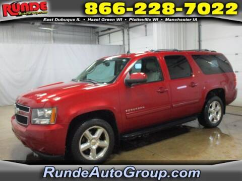 2012 Chevrolet Suburban for sale at Runde Chevrolet in East Dubuque IL