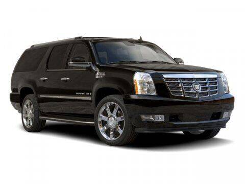 2009 Cadillac Escalade ESV for sale at Bergey's Buick GMC in Souderton PA