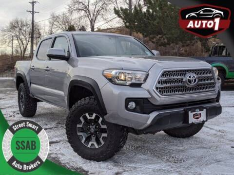 2016 Toyota Tacoma for sale at Street Smart Auto Brokers in Colorado Springs CO