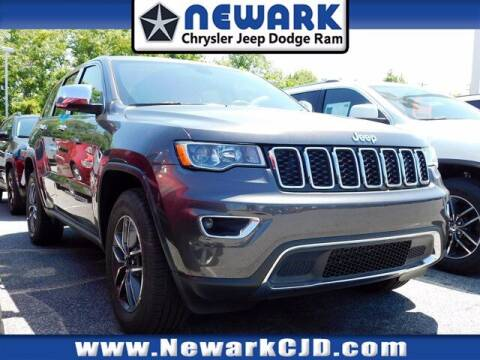 2019 Jeep Grand Cherokee for sale at NEWARK CHRYSLER JEEP DODGE in Newark DE