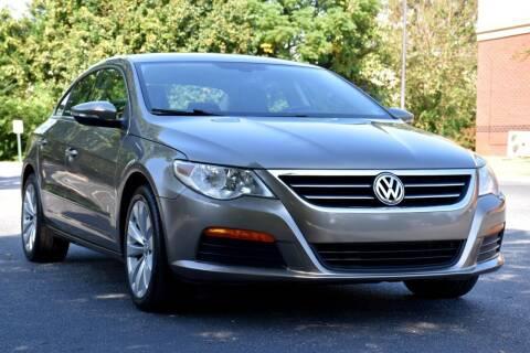 2012 Volkswagen CC for sale at Wheel Deal Auto Sales LLC in Norfolk VA