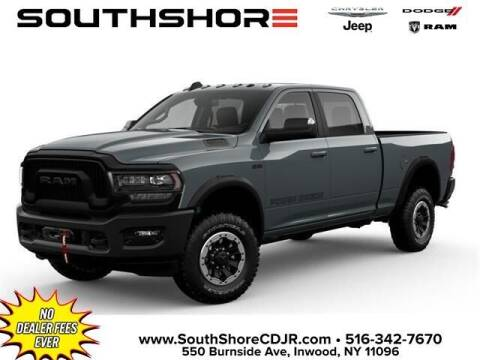 2021 RAM Ram Pickup 2500 for sale at South Shore Chrysler Dodge Jeep Ram in Inwood NY