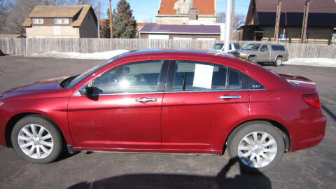 2014 Chrysler 200 for sale at Auto Shoppe in Mitchell SD