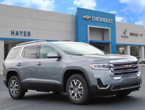 2021 GMC Acadia for sale at HAYES CHEVROLET Buick GMC Cadillac Inc in Alto GA