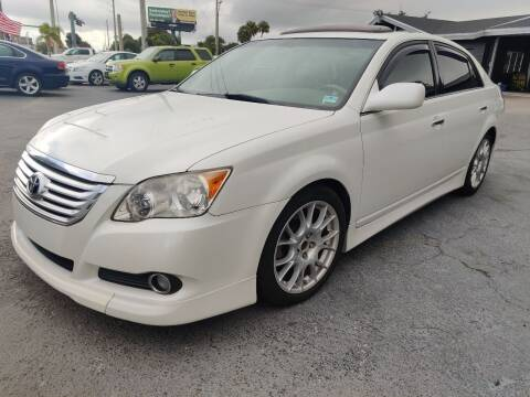 2008 Toyota Avalon for sale at Celebrity Auto Sales in Port Saint Lucie FL