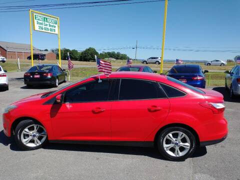 2014 Ford Focus for sale at Space & Rocket Auto Sales in Meridianville AL