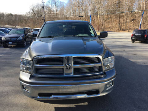 2012 RAM Ram Pickup 1500 for sale at Mikes Auto Center INC. in Poughkeepsie NY