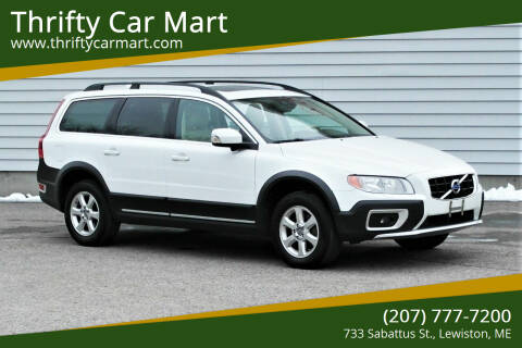 2012 Volvo XC70 for sale at Thrifty Car Mart in Lewiston ME