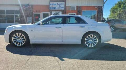 2013 Chrysler 300 for sale at Twin City Motors in Grand Forks ND