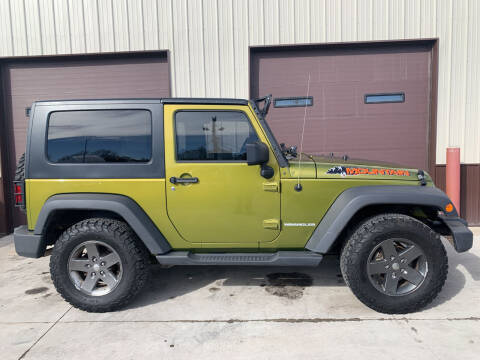 2010 Jeep Wrangler for sale at Dakota Auto Inc. in Dakota City NE