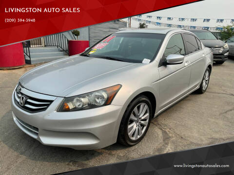 2011 Honda Accord for sale at LIVINGSTON AUTO SALES in Livingston CA