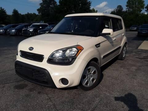 2013 Kia Soul for sale at Cruisin' Auto Sales in Madison IN