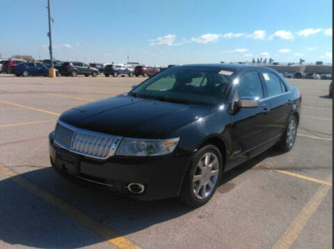 2008 Lincoln MKZ for sale at HW Used Car Sales LTD in Chicago IL