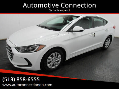 2018 Hyundai Elantra for sale at Automotive Connection in Fairfield OH