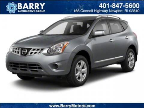 2013 Nissan Rogue for sale at BARRYS Auto Group Inc in Newport RI