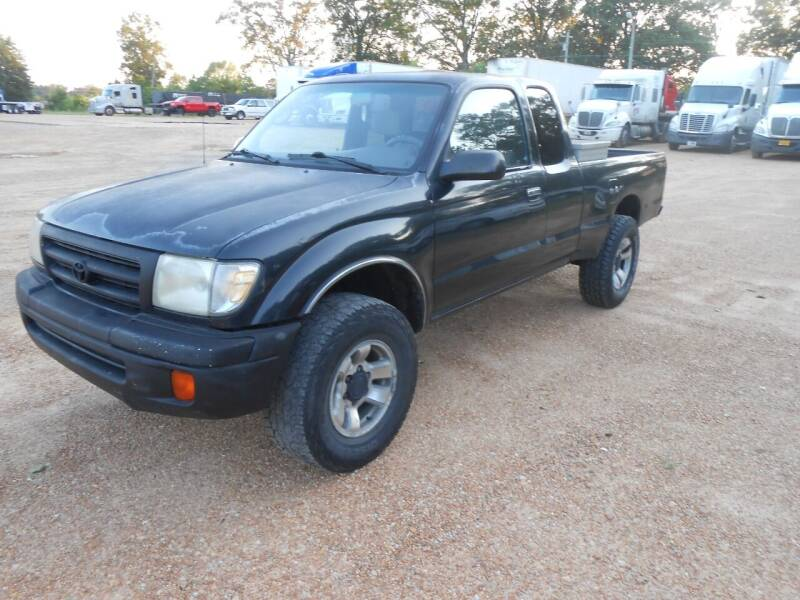 2000 Toyota Tacoma for sale at Cooper's Wholesale Cars in West Point MS