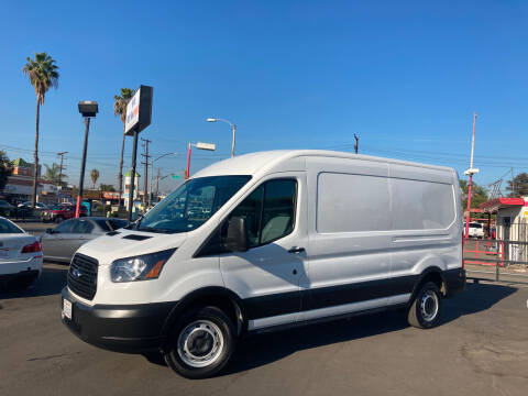 2019 Ford Transit Cargo for sale at Pacific West Imports in Los Angeles CA