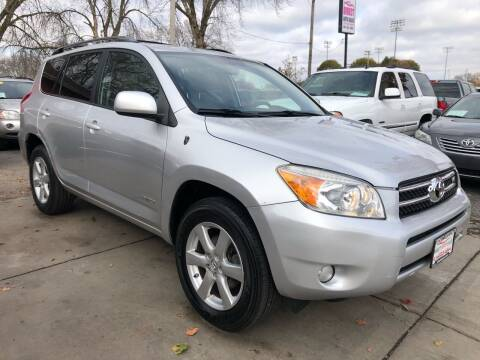 2007 Toyota RAV4 for sale at Direct Auto Sales in Milwaukee WI