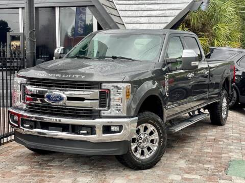 2018 Ford F-350 Super Duty for sale at Unique Motors of Tampa in Tampa FL