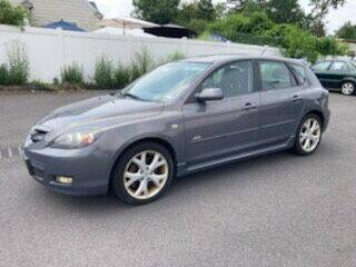 2008 Mazda MAZDA3 for sale at Michaels Used Cars Inc. in East Lansdowne PA